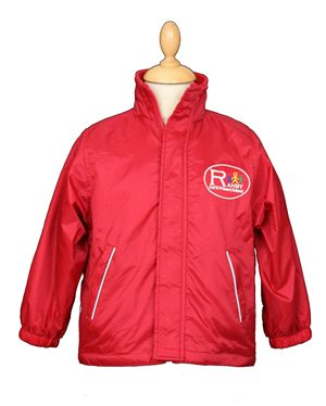 Blue Max Ranby CE School Jacket Red Was: £15.85 Now: £11.88