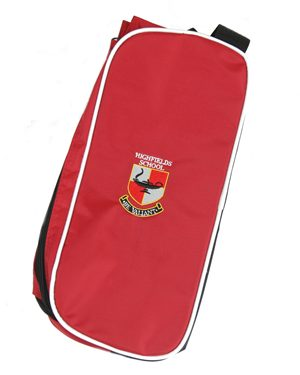 Pencarrie Highfields Boot Bag Red Black £8.50